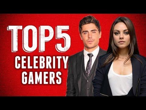 Secret Celebrity Gamers: Mila Kunis, Zac Efron & More - Top 5 Fridays