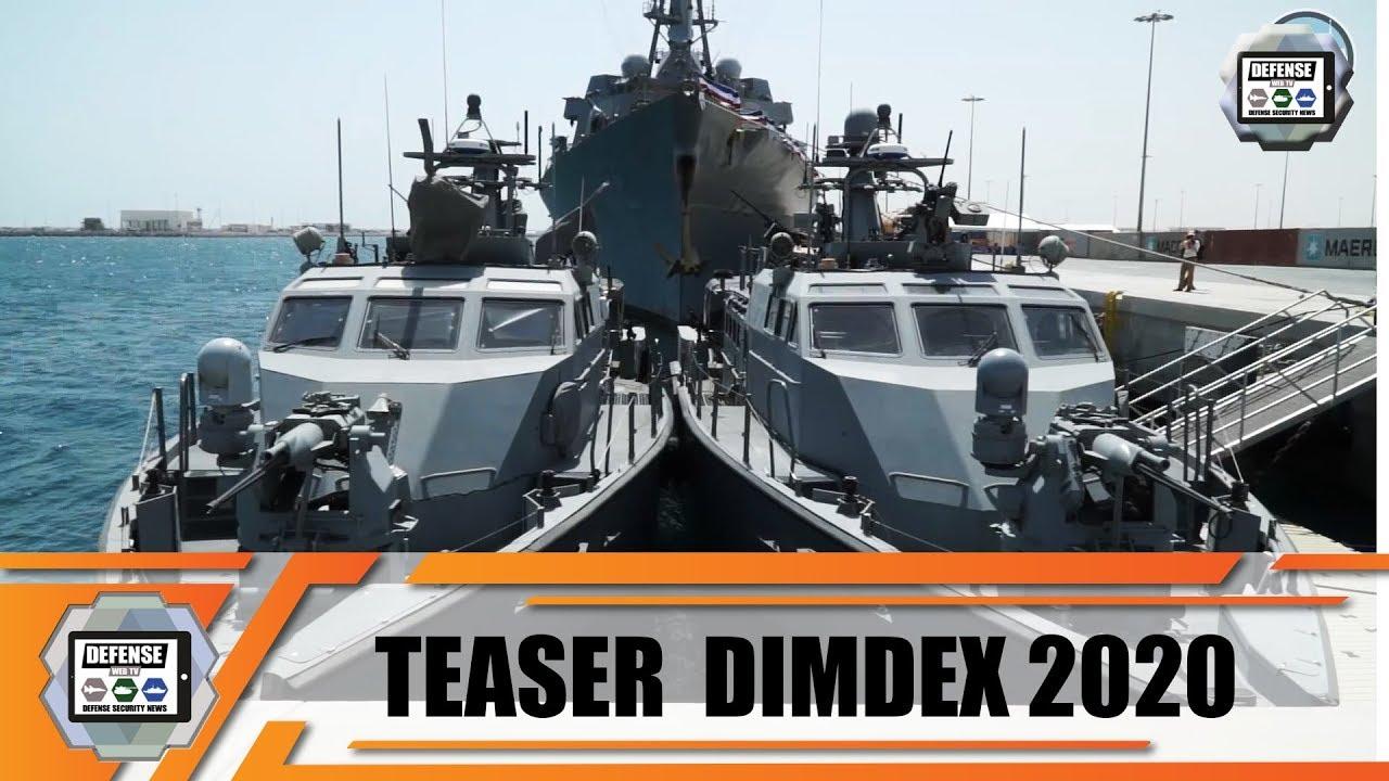 DIMDEX 2020 TV Official Web Televison