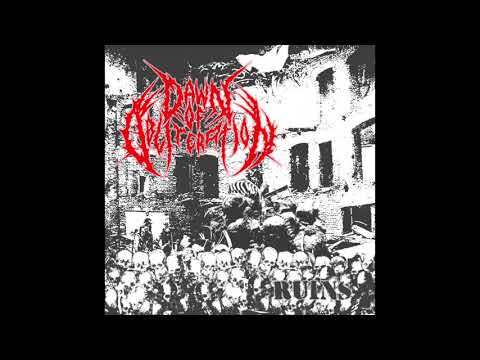 Dawn Of Obliteration - Ruins