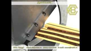Drobilka. Дробилка дисковая. Измельчитель древесных отходов.(, 2014-07-16T12:31:10.000Z)