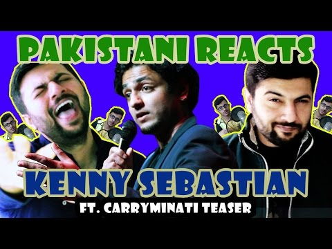 Pakistani Reacts to Kenny Sebastian + Carryminati Teaser