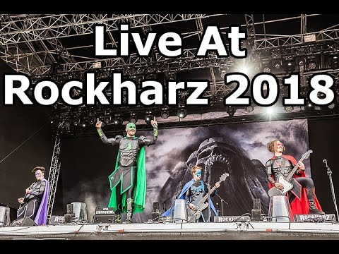 Grailknights - Knightfall (live @Rockharz Open Air 2018) Mp3