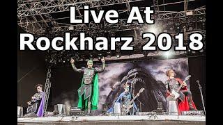 Grailknights - Knightfall (live @Rockharz Open Air 2018)