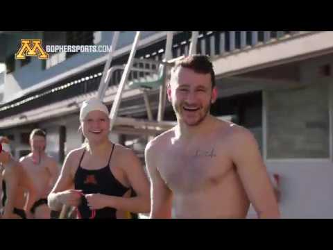 Gopher Swimming Training Trip Video Journal #1