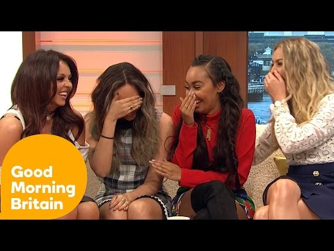 Little Mix Reveal Too Much And Get The Giggles! | Good Morning Britain Mp3