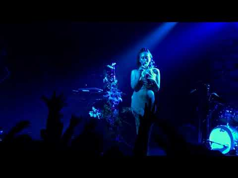 Kali Uchis - After The Storm LIVE IN CHICAGO AT CONCORD MUSIC HALL (01/13/2018)