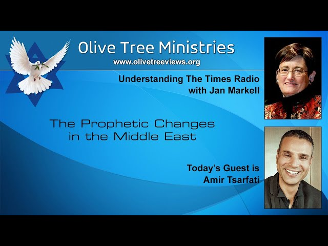 The Prophetic Changes in the Middle East – Amir Tsarfati