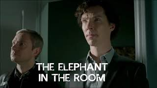 SHERLOCK -The Elephant in the Room from Dr John Watson Blog Stories