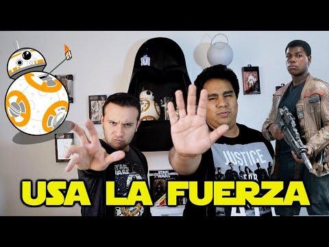 Download Youtube: Duelo Star Wars con Abraham Vega (voz de FINN) // Geezuz González