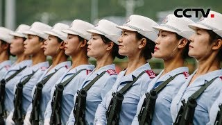 [北京 我们准备好了——阅兵训练场的故事] 民兵方队:为了金水桥畔的华丽绽放 | CCTV