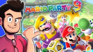 mario party 9 the beginning of the end antdude