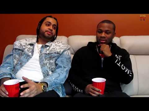 Royal Tha Great & Luzion Man - Talk Rap, Racism, Politics, Beef & More EP#1