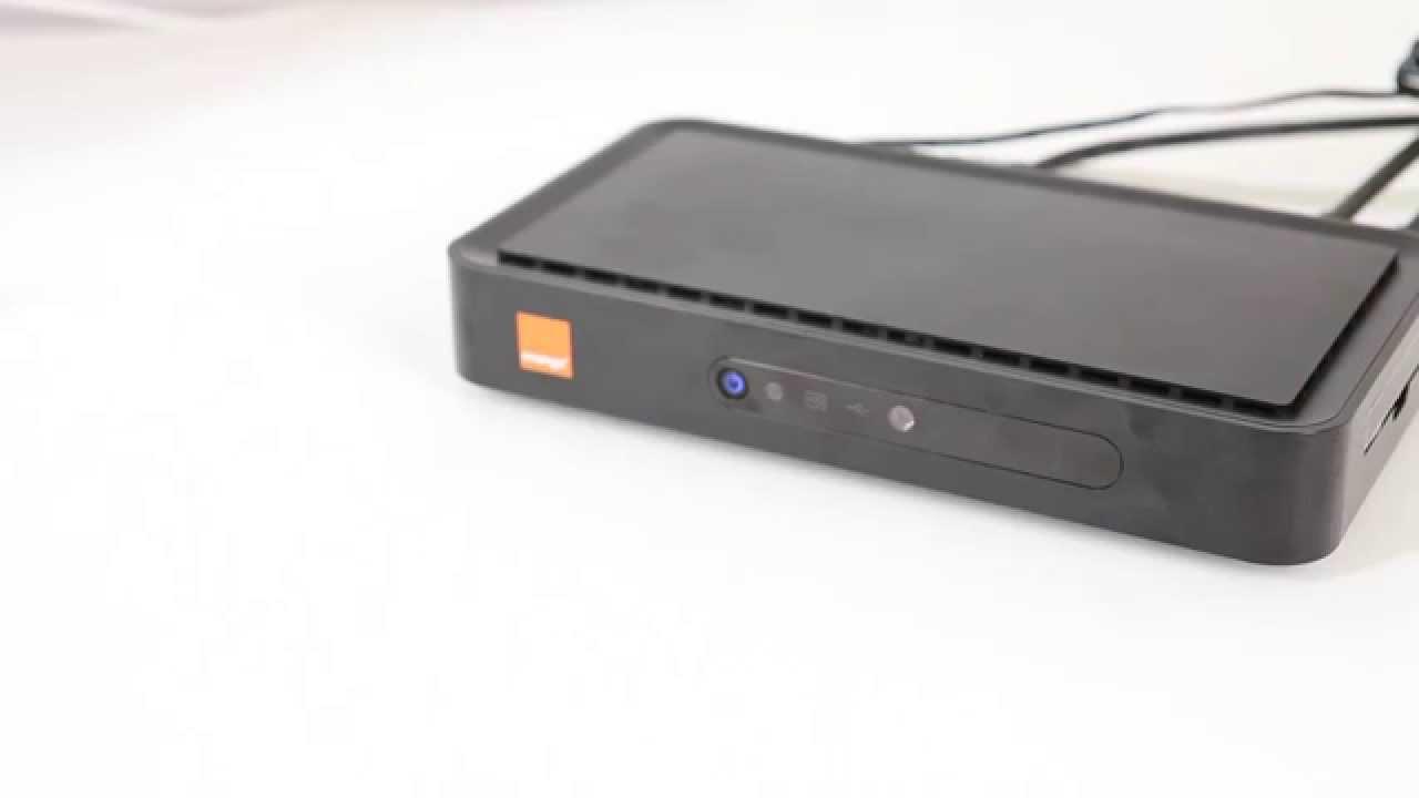 c mo instalar el descodificador ohd80 de orange tv youtube. Black Bedroom Furniture Sets. Home Design Ideas