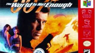 The World is Not Enough N64 - Title Theme