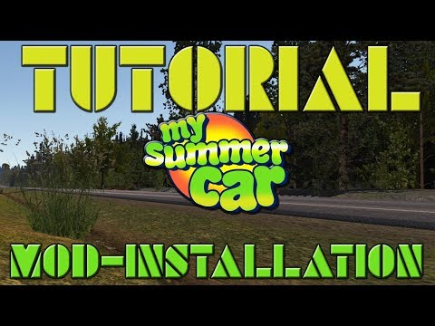 Download My Summer Car How To Install Mods MP3, MKV, MP4
