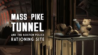 The Full Story of the Mass Pike Tunnel & the Mystery of the Dead Smugglers - Fallout 4 Lore
