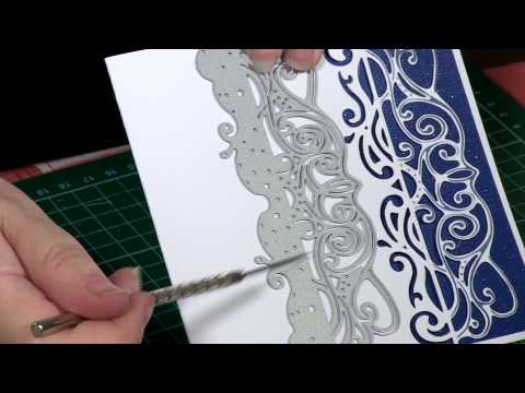 Thumbnail: How to Use the Fancy Die'sire Edge'able | Hobbycraft