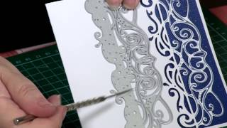 How to Use the Fancy Die'sire Edge'able | Hobbycraft
