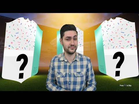 MUST BUY FUT Birthday CARDS !!!! MOST OVERPOWERED FUT BIRTHDAY CARDS in FIFA 18 ULTIMATE TEAM