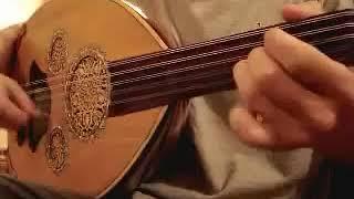 Oud: Om Kalthoum Song Hobb Eih عزف عود موسيقى أم كلثوم - حب إيه