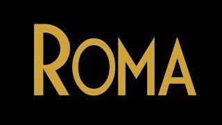 Grandma watches NETFLIX - ROMA (movie review)