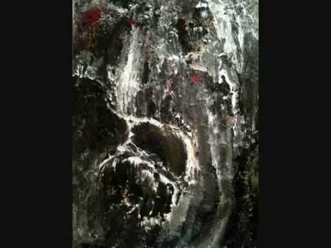 Bowels of Ehrrna (dark abstract art original painting) sharons ...