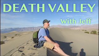 ENG VID #2: Death Valley National Park (w/Russian subtitles)