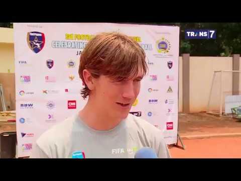 3rd Football For Peace Festival 2019 Jakarta - Liputan TV Trans7
