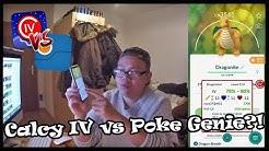 CALCY IV vs POKE GENIE! ein Vergleich zwischen den Top IV Rechnern & mein Favorit!