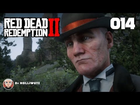 Red Dead Redemption 2 gameplay german #014 - Menschenfischer [XB1X] | Let's Play RDR 2