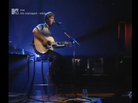 Oasis - MTV Unplugged (1996) HD.