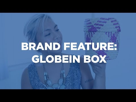 A Unique Subscription Brand Offering: GlobeIn