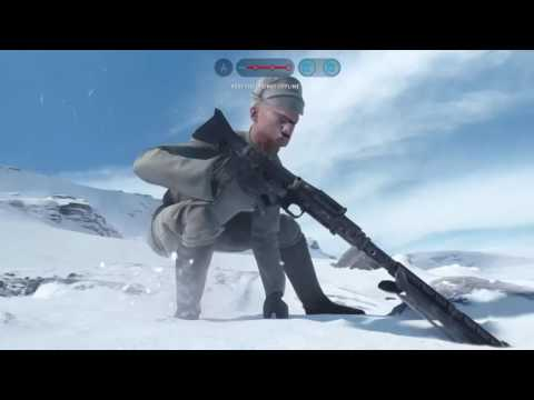 Battlefront Trying out Hero Glitch
