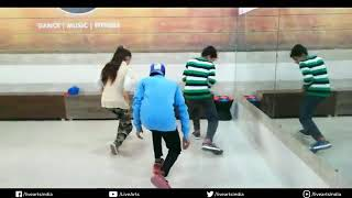 Dance choreography by Dheeraj sir ,on kya baat hai