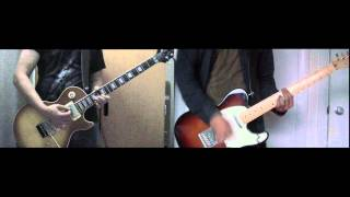 Bloc Party - Uniform - Guitar Cover (ALL PARTS)