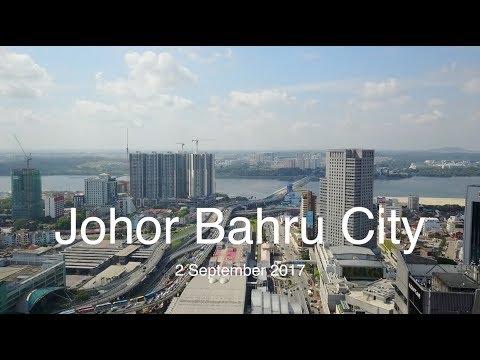 The Johor Bahru City - September 2017