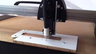 Plywood & Steel 3 Axis Cnc Router Kit