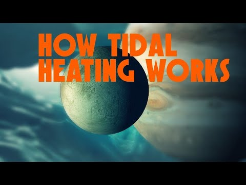 Europa: How does Tidal Heating Work?