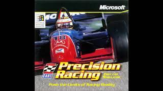 Microsoft Cart Precision Racing - Menu song