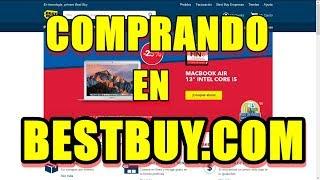 TUTORIÁL - COMO COMPRAR EN BESTBUY.COM