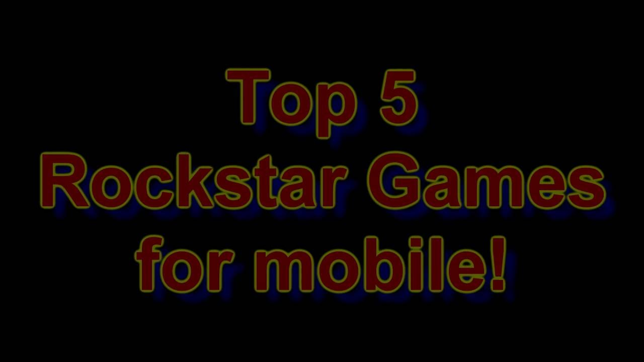 Rock Star Games Mobile