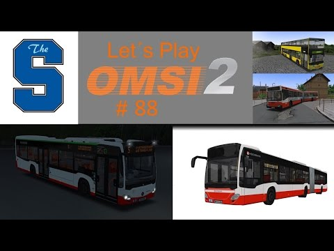 Let´s Play Omsi 2 #088 Map München Linie 100