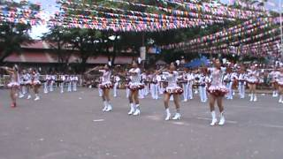 tiwi coron festival 2012 JOROAN NATIONAL HIGH SCHOOL DRUM & LYRE COMPETITION 2012 CHAMPION.MPG