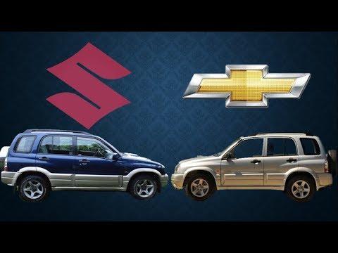 A Verdadeira História Do Suzuki Vitara Segunda Geração