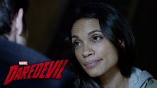 Claire Calls It Quits - Marvel's Daredevil: The Complete First Season on Blu-ray Available Now!
