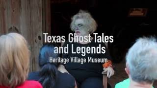 Texas Ghost Tales and Legends 2016