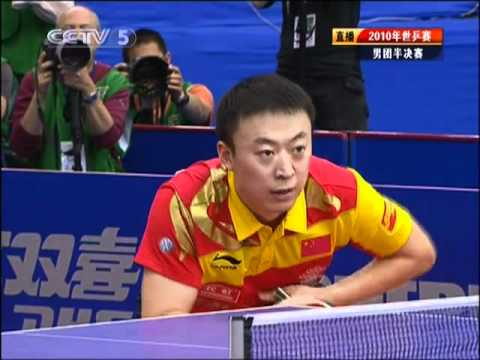 2010 WTTTC (MT-SF) CHN-JPN [m1] MA Lin - YOSHIDA Kaii [Full Match|Chinese version]