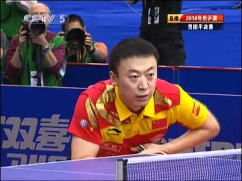 2010 WTTTC (MT-SF) CHN-JPN [m1] MA Lin - YOSHIDA Kaii [Full Match|Chinese version]