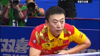2010 WTTTC (MT-SF) CHN-JPN [m1] MA Lin - YOSHIDA Kaii [Full Match Chinese version]