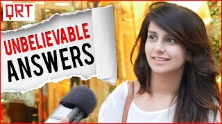 FUNNY A-Rated QUIZ ON STREETS | TEENS VS GrownUps  | The Teen Trolls & Quick Reaction Team